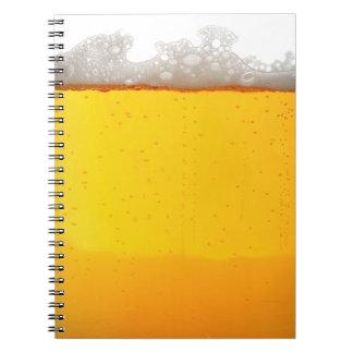 Glass of Beer #3 Notebook