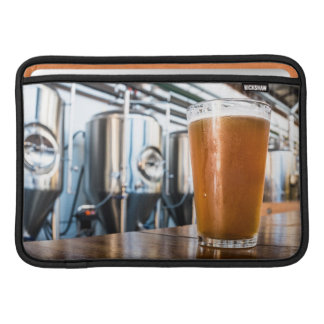 Glass of Beer at Microbrewery Sleeve For MacBook Air