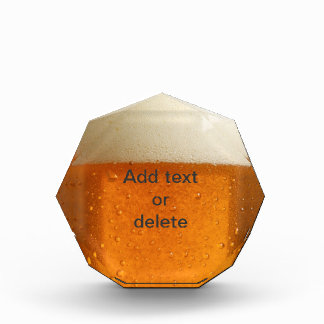 Glass of Beer Award