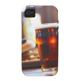 Glass of beer vibe iPhone 4 case