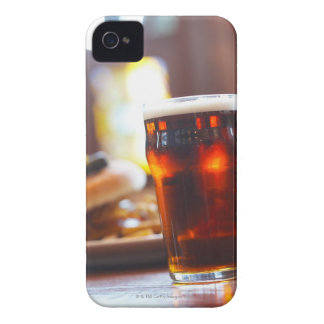 Glass of beer iPhone 4 cases