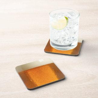 Glass of Beer Beverage Coasters