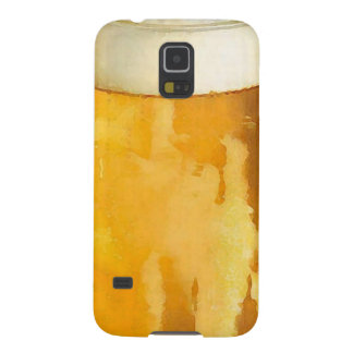 Glass of Beer Galaxy S5 Cover