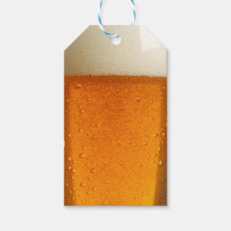 Glass of Beer Gift Tags