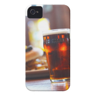 Glass of beer iPhone 4 Case-Mate case