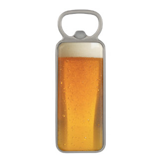 Glass of Beer Magnetic Bottle Opener