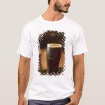 Glass of Irish ale in pub T-Shirt