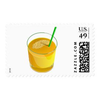 Glass Of Juice Postage