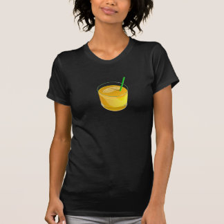 Glass Of Juice Womens T-Shirt