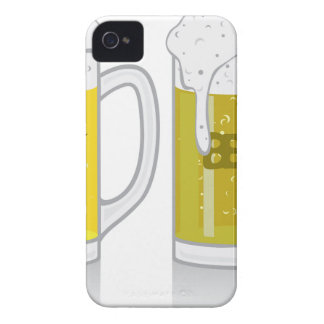 Glass of light beer Case-Mate iPhone 4 case