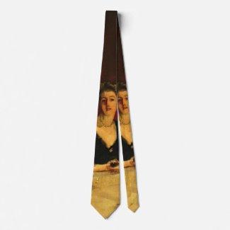 Glass of Port 1884 Tie
