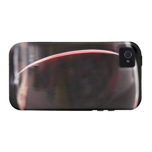 Glass of red wine iPhone 4/4S case
