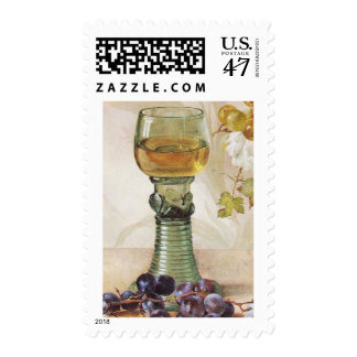 GLASS OF WINE, OLD GRAPE VINEYARD  PARTY POSTAGE