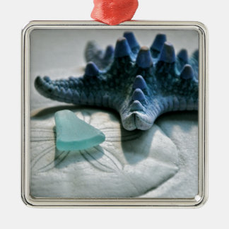 Glass on Dollar Ornament