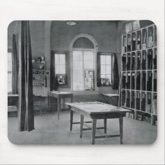 Glass Painting Studio, from the Workshops of the B Mouse Pad