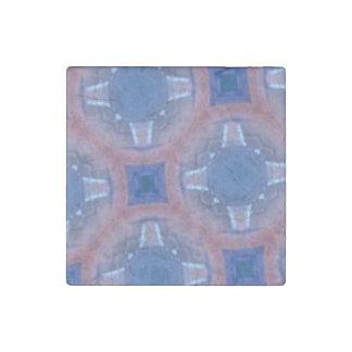 glass pattern 1 red blue.jpg stone magnet