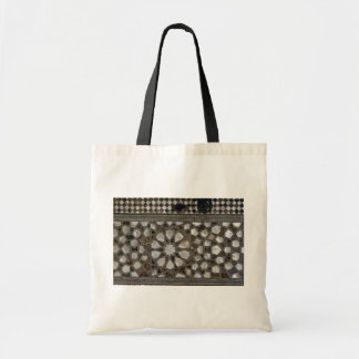 Glass Patterns On Walls Canvas Bags
