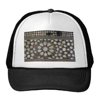 Glass Patterns On Walls Trucker Hat