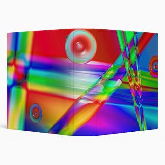 Glass Rainbow Binder