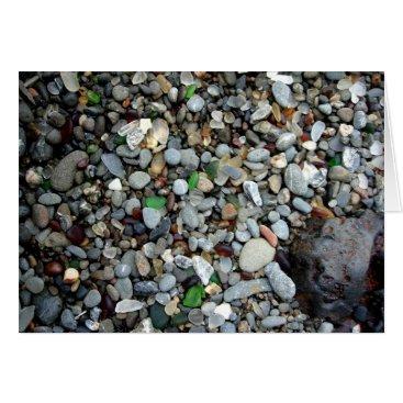 DeepMountain Glass Sand Card