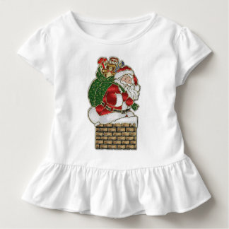 Glass Santa Effect 2 Toddler T-shirt