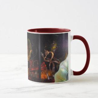 Glass Sculpture Mug