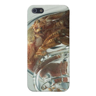 Glass Shell Hermit Crab iPhone SE/5/5s Cover