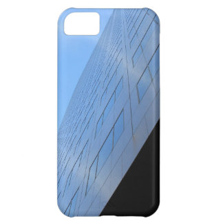 Glass Skycraper in Blue Sky, iPhone5 Case