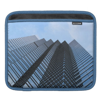 Glass Skyscraper iPad Sleeve