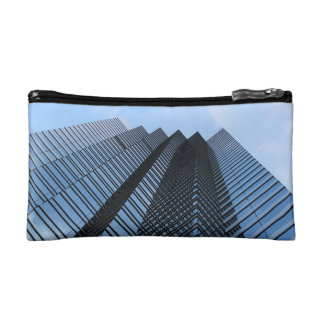 Glass Skyscraper Makeup Bag