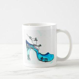 Glass Slipper Coffee Mug