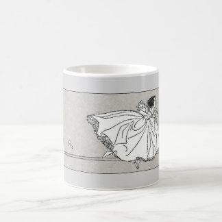 Glass Slipper Vintage Cinderella Mug
