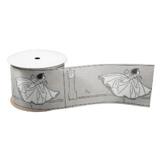 Glass Slipper Vintage Cinderella Ribbon