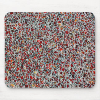 glass spinkles photo mouse pad