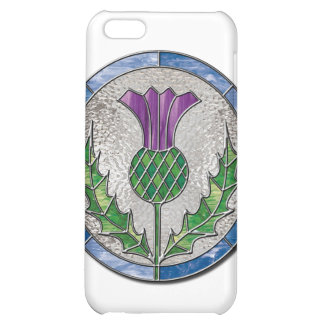 Glass Thistle Case for iphone 4