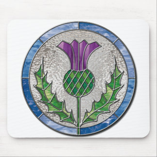 Glass Thistle Mousepads