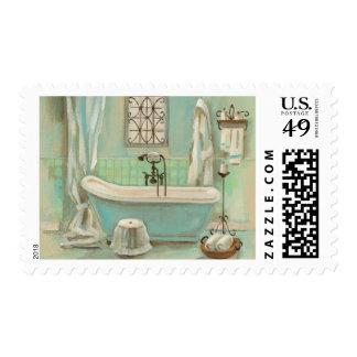 Glass Tile Bath Postage