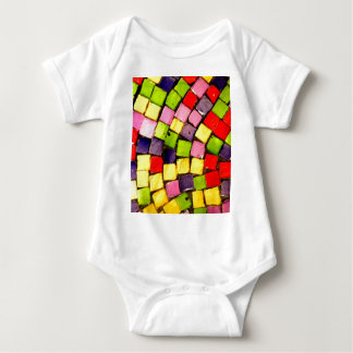 Glass Tiles I Baby Bodysuit