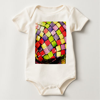 Glass Tiles II Baby Bodysuit