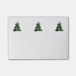 Glass Tree Post-it Notes