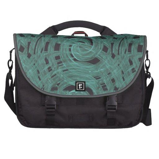 glass tubing coils computer bag
