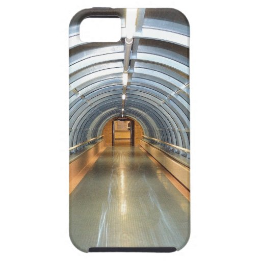 Glass Tunnel Iphone 5 Case
