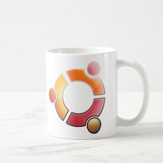 Glass Ubuntu Mug