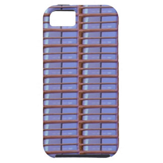 Glass windows from modern architecture elegant fun iPhone 5 covers