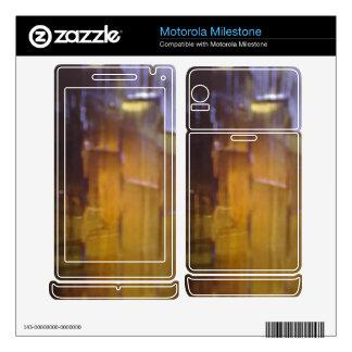 glass windows motorola milestone skin