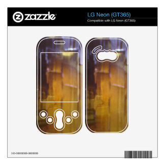 glass windows skins for the LG neon