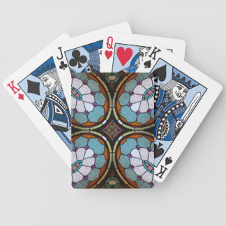 Glass Wonders Bicycle Playing Cards