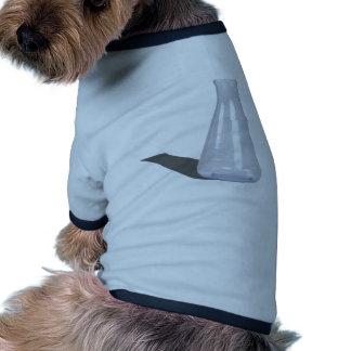 GlassBeaker103110 Camisa De Mascota