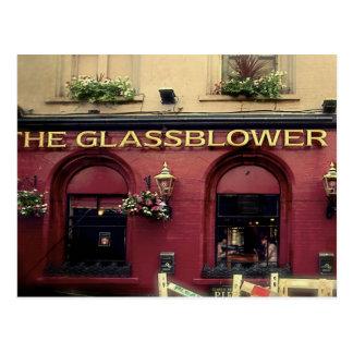 Glassblower Pub Postcards