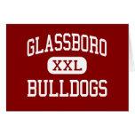 Glassboro - Bulldogs - High - Glassboro New Jersey Card
